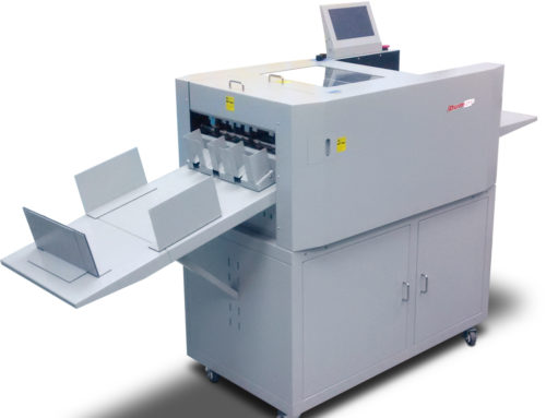 Trisave Exhibiting Dumor Card Cutter At Africa Print Cape Town Expo