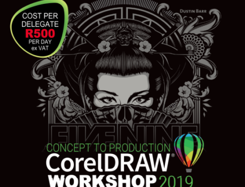In-Depth CorelDraw WorkShop Being Hosted At Africa Print Cape Town Expo