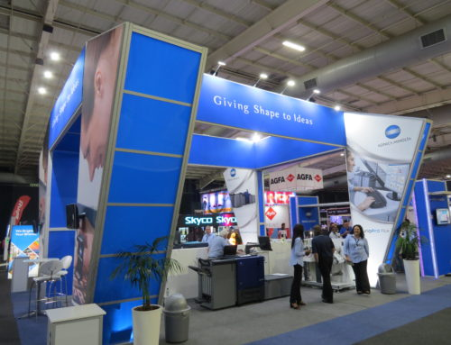 Konica Minolta SA Integrates Innovations At Africa Print Expo