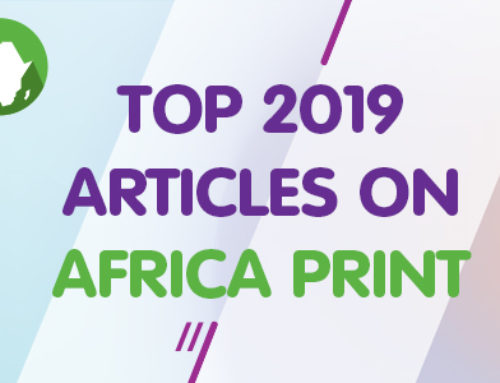 Top 2019 Articles On Africa Print