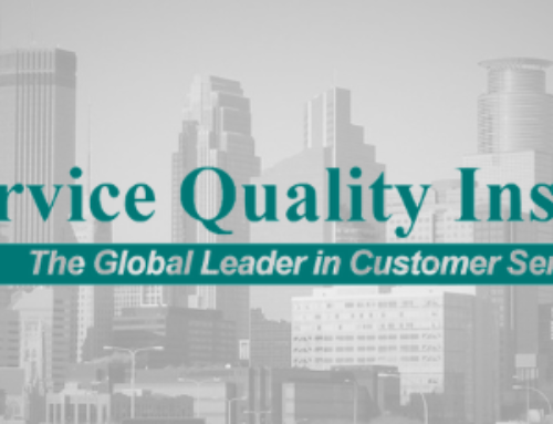 Five Great Truths About Quality Service