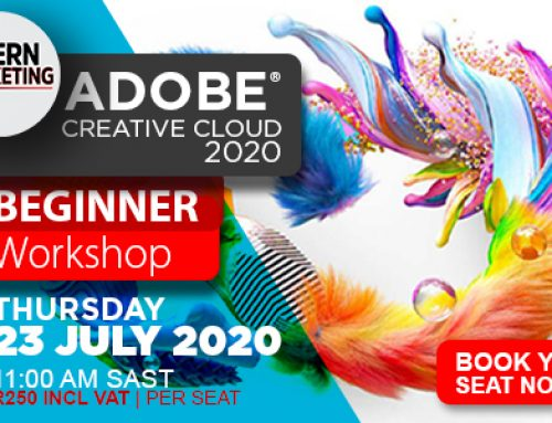 Modern Marketing LIVE Modern Marketing LIVE Featuring Adobe Creative Cloud 2020 Beginner's Workshop