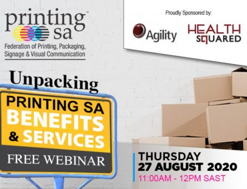 Free Webinar: Unpacking Printing SA's Benefits And Services To The Industry