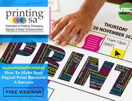 Free Webinar: How To Make Your Digital Print Business A Success