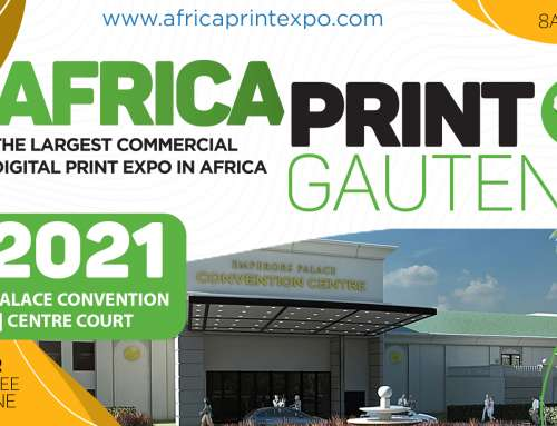 Africa Print Expo Organisers Announce New Date For Gauteng Regional Expo